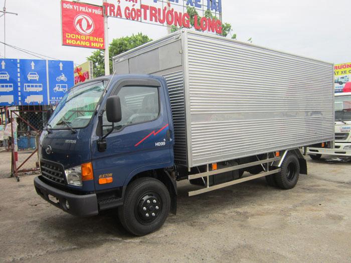 Xe Hyundai Thùng Kín H99